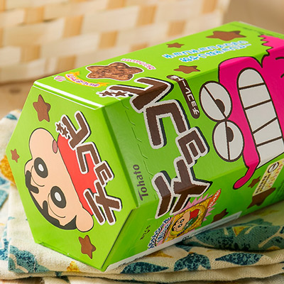 東鳩蠟筆小新巧克力餅(25g/盒)