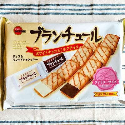 北日本黑白巧克力餅大(171.6g/包)