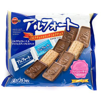 北日本帆船巧克力餅(家)(204g/包)