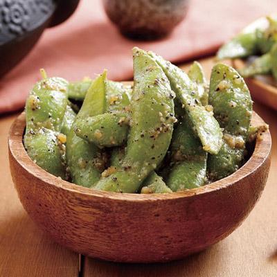 香蒜調味毛豆(200g/包)