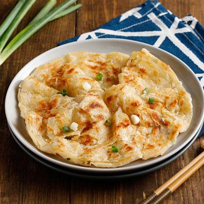 手工香Q蔥抓餅(120g*10片/包)