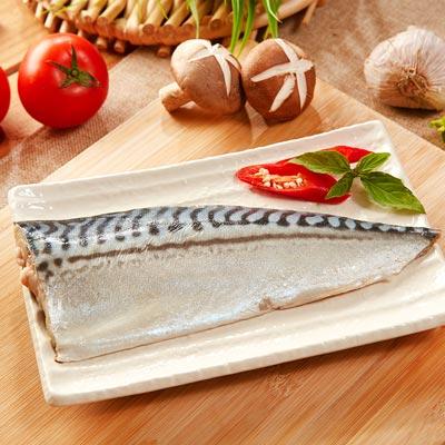挪威薄鹽漬鯖魚片(140g~180g/包)
