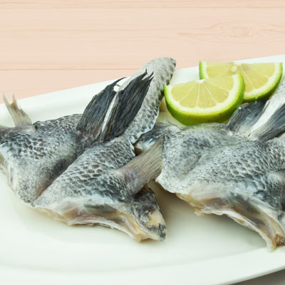 重量級台灣鮮美嫩肉鯛魚下巴(1000g±3%/包)