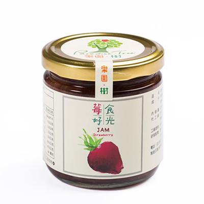莓好食光無農藥草莓純果醬(230g±5%/瓶)