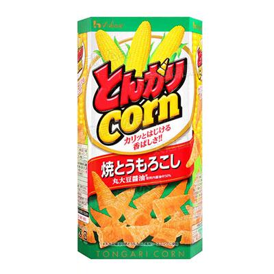 牛角玉米饼-烤玉米(75g/盒)