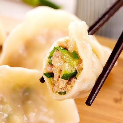 豚肉小黃瓜水餃(15顆-450g/包)