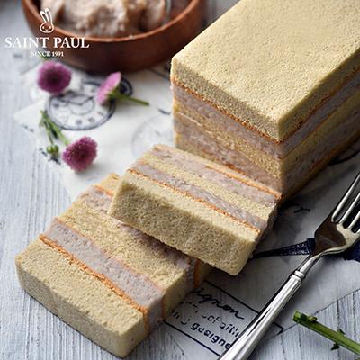 重芋泥蛋糕(500g±10%/盒,共2盒)