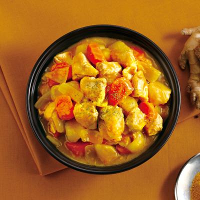 咖哩雞丁(400g±10%/包)