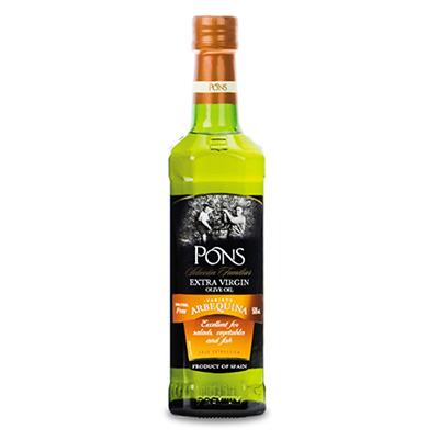 雅碧昆納特級冷壓初榨橄欖油(500ml/瓶)
