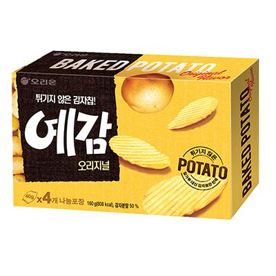 烘焙洋芋片-原味(160g/盒)