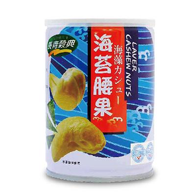海苔腰果(80g/罐)