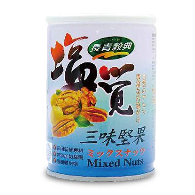 鹽覺三味堅果(80g/罐)