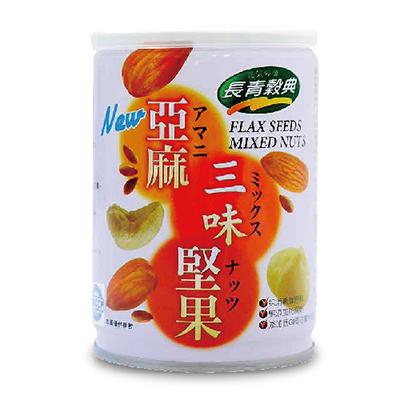 亞麻三味堅果(80g/罐)
