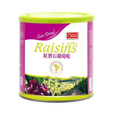 紅寶石葡萄乾(380g/罐)