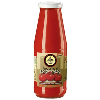 有機原味蕃茄(700g/瓶)