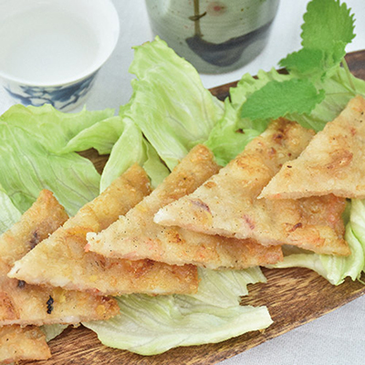 澎湖月亮蝦餅(附醬)(3入-600g±5%/包)