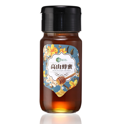 高山蜂蜜(700g/瓶)