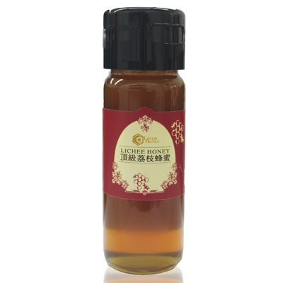 顶级荔枝蜂蜜(420g/瓶)