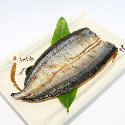 安心好魚-鹽烤秋刀(85g±10%/包)