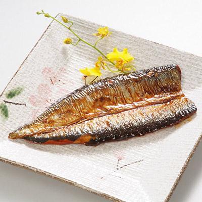 安心好魚-蒲燒秋刀(110g±10%/包)