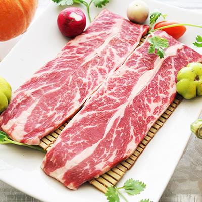 美國頂級無骨牛小排2片(200g±10%/包)
