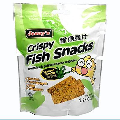 香魚脆片-海苔味(35g/包)