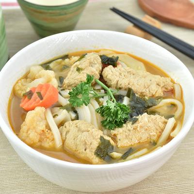 紅燒爽味拉麵(全素食)(365g/包)