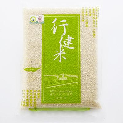 有機白米(高雄145)(2kg±5%/包)