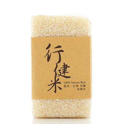 有機白米(高雄145)(600g±5%/包)