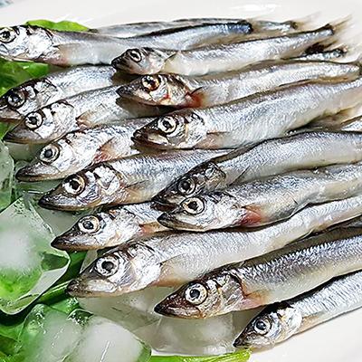 挪威柳葉魚(300g±10%/包)(約24隻)