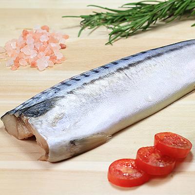 挪威薄鹽鯖魚片(120g±10%/包)