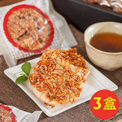 櫻花蝦餅禮盒*3盒