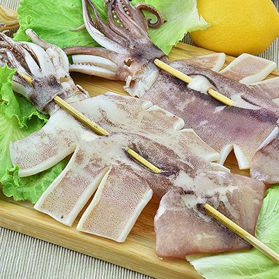 魷魚串2串(120g±10%/包)