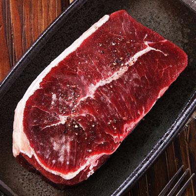 紐西蘭嚴選自然牛雪花牛排(150g±10%/片)