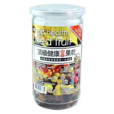 頂級健康綜合果乾(350g±5%/罐)