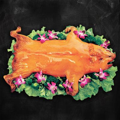 七里香 七里香脆皮烤乳豬(5-6台斤/份)
