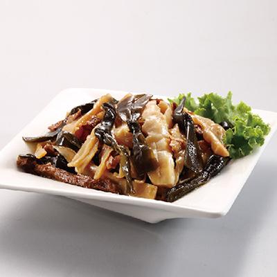 海帶脆筍肉(全素)(200g/盒)