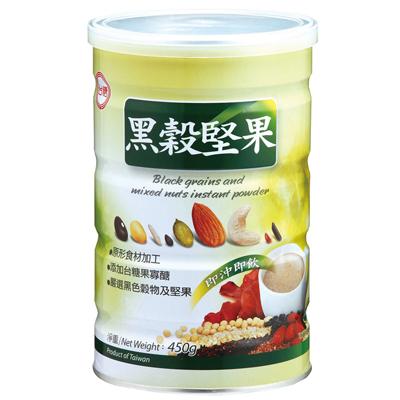 黑穀堅果-全素(450g/罐)