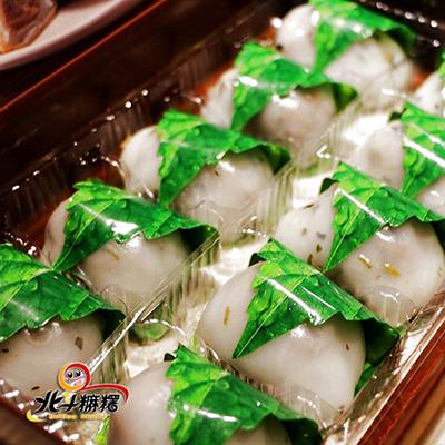 古早味菜脯絲鹹麻糬2盒(50g*10粒/盒)