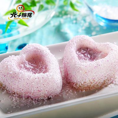 心愿-香Q麻糬2盒(2口味各3粒,58g*6粒/盒