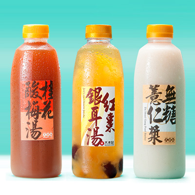傳統養生飲品-養顏美容組