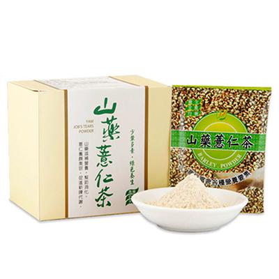 山藥薏仁茶-奶素(30gx10入/盒)