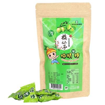 梅仙子-梅精硬糖(80g/包)