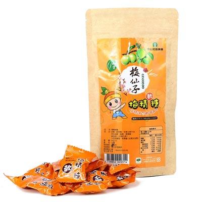 梅仙子-梅精軟糖(60g/包)