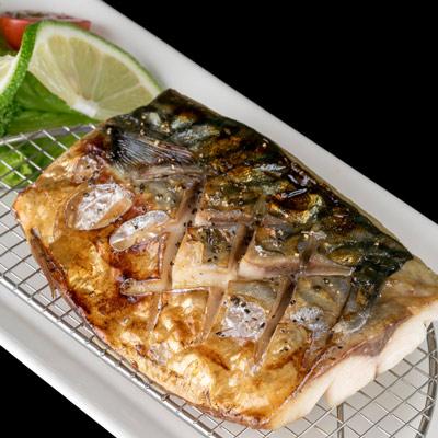 薄鹽鯖魚片(160g±5%/包)