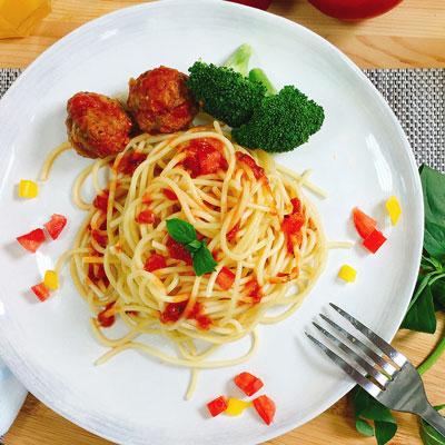 番茄肉丸義大利麵(315g/包)