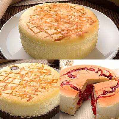 年度爆餡生乳酪3入-A組