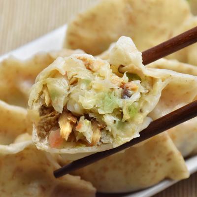 雜糧猴頭菇純手工水餃15顆-全素食(375g/包)