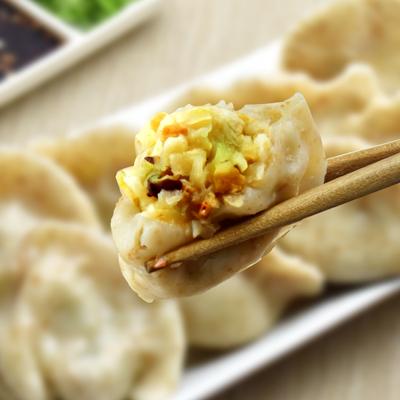 雜糧瓠瓜純手工水餃15顆-全素食(375g/包)