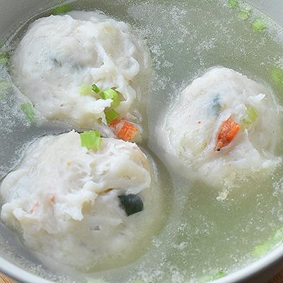 手作鮮蝦干貝丸(300g±5%/包)